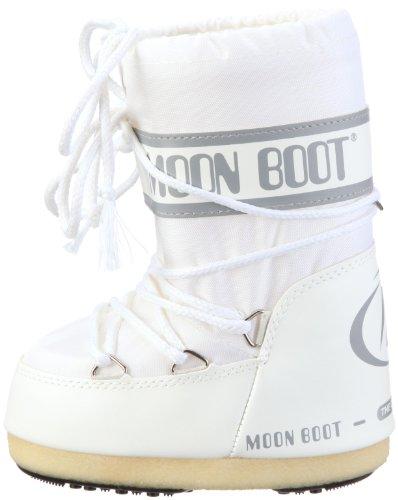 Bottes Classic Moon Boot - Blanc, Blanc (Bianco), UK 06-7.5