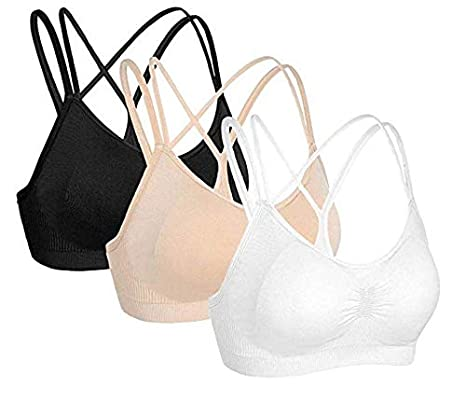 Amazon.com: 2018 Comfortable Seamless Womens Plus Size ...