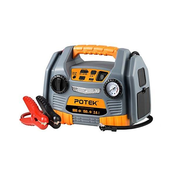 POTEK Portable Jump Starter