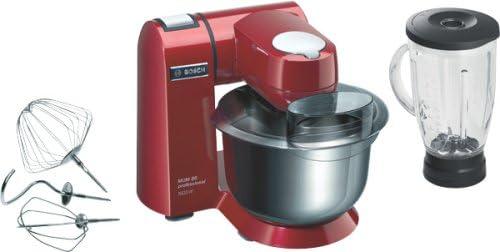 Bosch MUM86R1, Rojo, 11510 g, 308 mm, 338 mm, 369 mm, 220 ...