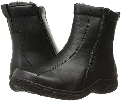 Propet Women's Hope Winter Boot, Black, 7 2E US