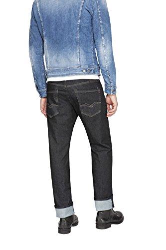 7 Uomo Blu Waitom Jeans blue Denim 07 Replay COFwq6x