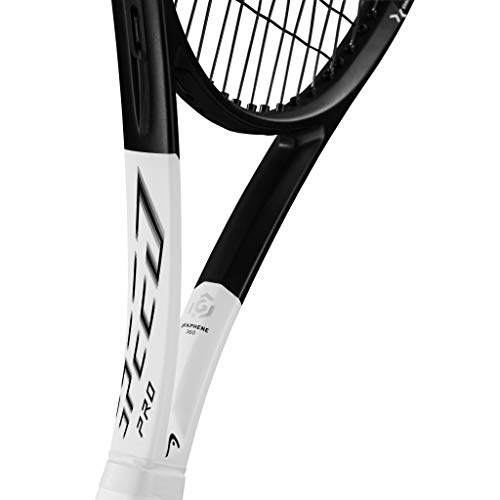HEAD 2019 Graphene 360 Speed Pro - Quality String - Novak Djokovik Racquet - Racket Head