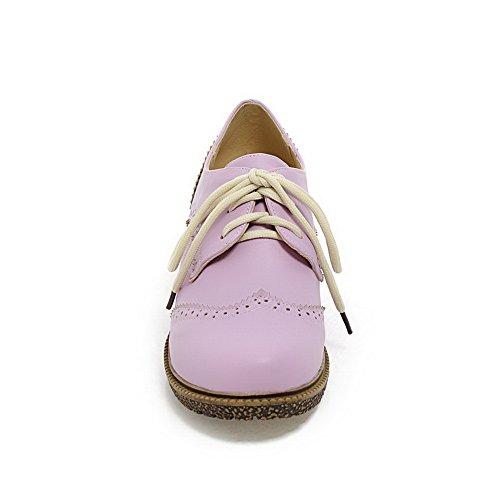 1TO9 1TO9Mms03047 - Con Plateau donna, Viola (Purple), 35 EU