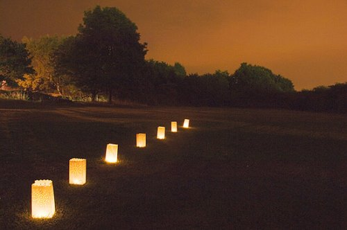 10 Candle Lanterns by Light a Lantern CL10