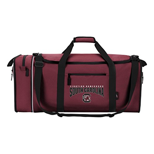 Officially Licensed NCAA South Carolina Gamecocks Steal Duffel Bag