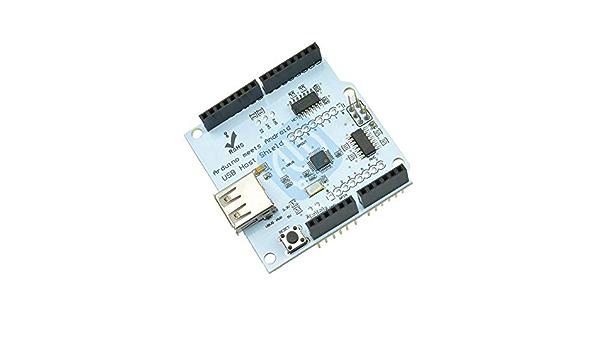 USB HOST Emartee ADK Shield Module For Arduino V2.0 UNO MEGA 1280