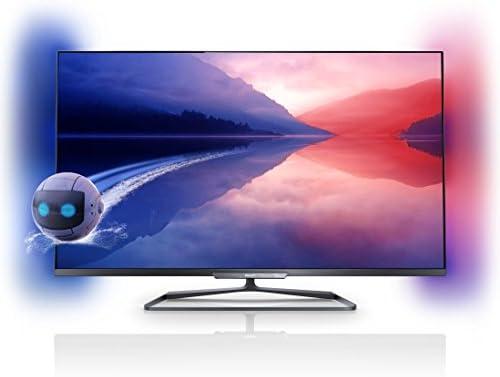 Philips 47PFL6008K12 119 cm (47 Zoll) Fernseher (Full HD, Triple Tuner, 3D, Smart TV)