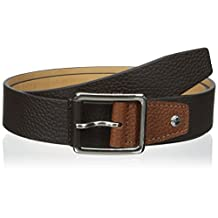 Cole Haan Men's Pebbled Leather 38mm Belt