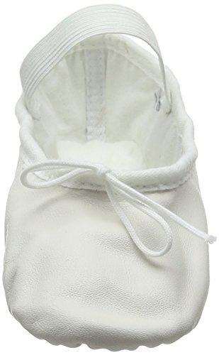 Bloch Girls' Shoes Ballet 5 UK 11 White White Child Arise qBqAtxng