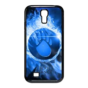 games Udyr Bear Stance Logo LOL Samsung Galaxy S4 9500 Cell Phone Case Black Special Tribute p6xr_3423316