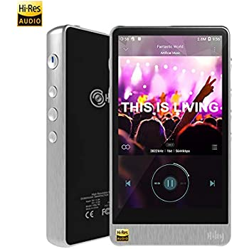 Amazon com: HiBy R6 Pro Portable Hi-Fi Music Player Hi-Res Audio