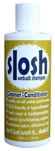 - Jaws Slosh Wetsuit Shampoo, 4 oz.