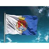 AZ FLAG Bandera de la Provincia DE Alicante 150x90cm para Palo ...