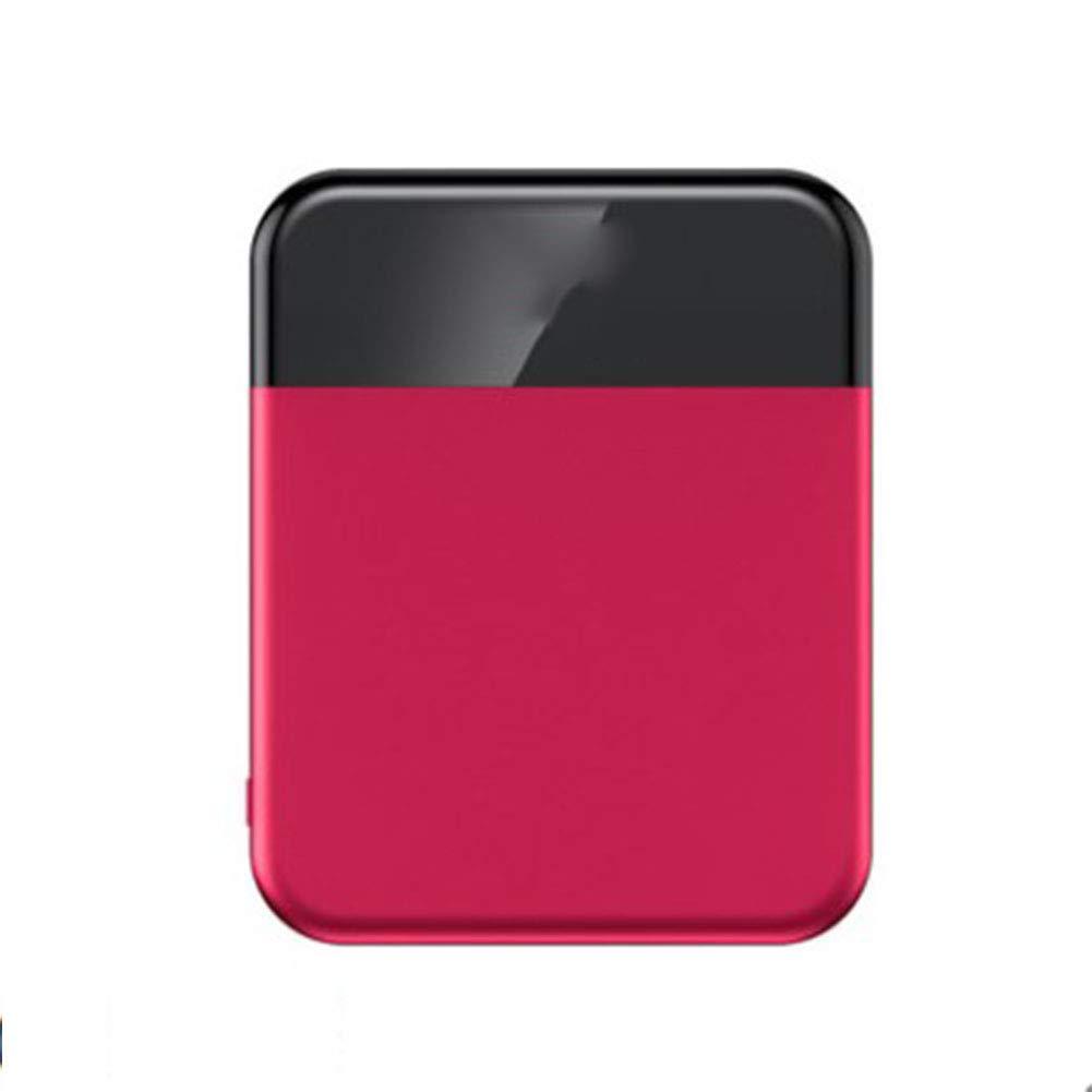 ミニ ポータブルプロジェクター 画面共有 内蔵バッテリ ワイヤレス ムービープレーヤー 画面投影 携帯電話プロジェクター 3Dホームシアター HD 4K 1080p 2Gメモリ 16G,Red,projector B07R22LL2D Red projector