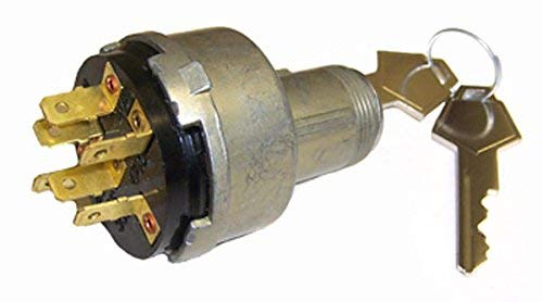 Compatible 1962-1971 Dodge Truck Ignition Switch with Cylinder /& Keys