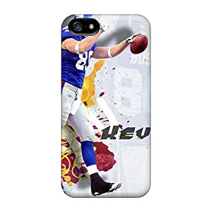 MansourMurray Iphone 5/5s Scratch Resistant Hard Phone Case Custom Fashion New York Giants Image [ZaE8303tINp]