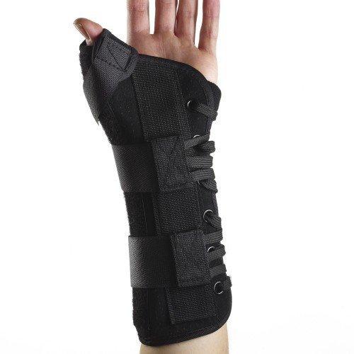 (Corflex Suede Wrist LCR Splint w/Abducted Thumb 8