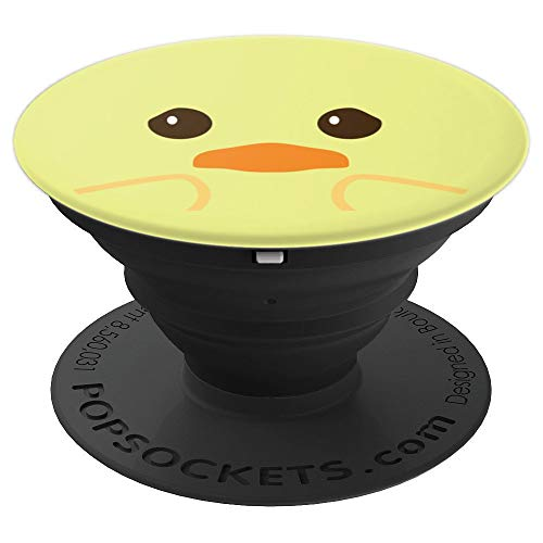 Cute Baby Duck - PopSockets Grip and Stand for Phones and Tablets]()