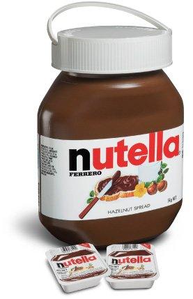 amazon com nutella hazelnut spread 5 kg 11 lb jar made in