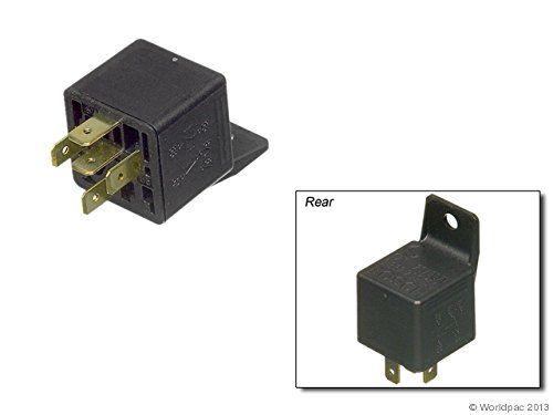 Bosch 332209150 Relay (Five Main Components Of A Fuel Supply System)