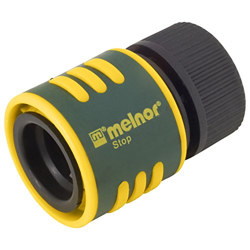 Melnor Quick Connect Product End Connector with Water Stop (Connect End)