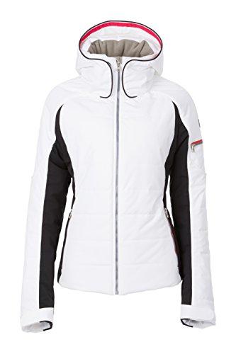 Fera Women's Jen Parka, 8, 102 White (Fera White Jacket)