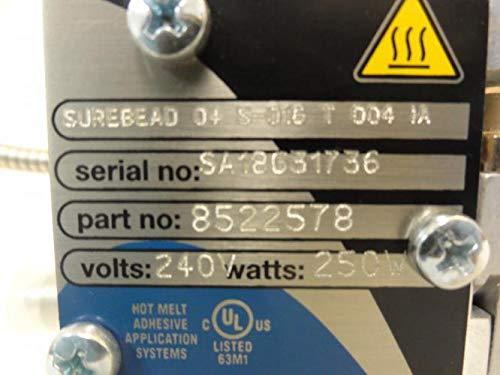 Nordson 8522578 Surebead Module Gun Assembly, 240V, 250W by Nordson (Image #1)