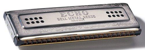 Hohner Echo Harp 96 M569633 C/G Harmonica ()
