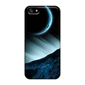 Sanp On Cases Covers Protector For Iphone 5/5s (moon Iphone Wallpaper)