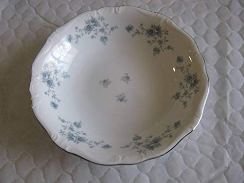 Blue Garland by Johann Haviland, China Fruit Bowl, Individual (China Bavarian Patterns)