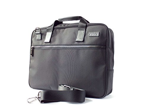 poros-black-ballistic-nylon-charging-slim-briefcase-apple-lightning-alder