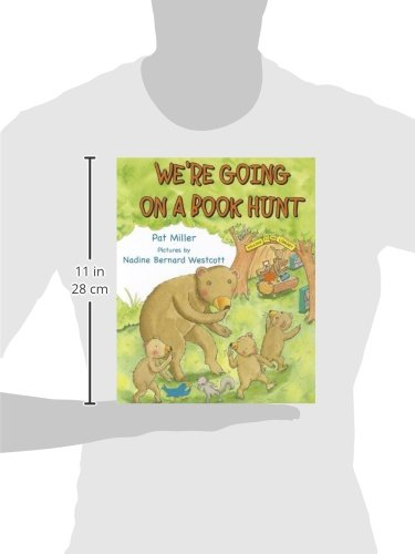 We're Going on a Book Hunt (Storytime Picture Books)