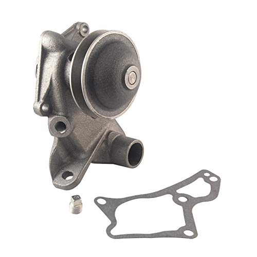 DENNIS CARPENTER FORD RESTORATION PARTS 1948-1952 Ford Flathead V8 Truck Right Hand Water Pump - Compatible with Ford