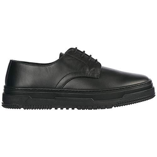 Shoes Garavani Scarpa Ly2s0930 Men's Nero Uomo Valentino Derby nwX8Pk0O