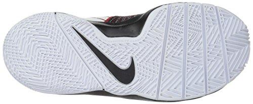 white Hustle university gs De Basketball Team Multicolore black Nike On 002 Quick Gar Chaussures Red Pw1pRccq7U