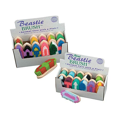 Beastie Dandy Brush (Pack of 8) (Large) (Multicolored) by Vale Brothers (Image #1)