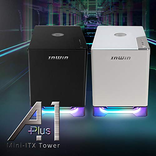 Amazon.com: Inwin A1 Plus Mini-Itx, INKL. 650 Watt – White ...