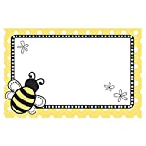 Bumblebee Days Enclosure Cards/Gift Tags - 100 Pack