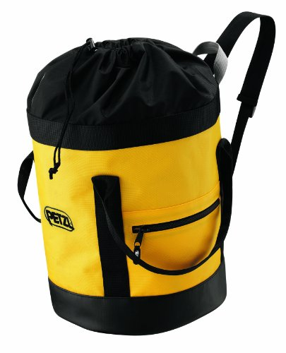 Petzl - BUCKET, Fabric Pack, Remains Upright, 25 Liters by Petzl