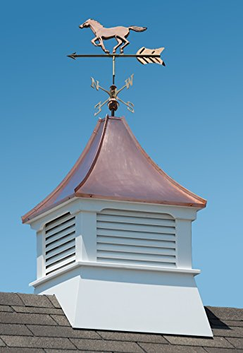 Accentua Olympia Cupola with Horse Weathervane by Accentua (Image #1)