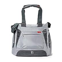 Skip Hop Bento Meal-to-Go Diaper Bag, Platinum.