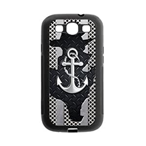 Anchor Protective Gel Rubber Cell Cover Case for SamSung Galaxy S3 by icecream design