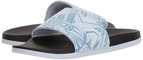 Ash Blue Comfort aero Adidas Femme Claquettes Blue Adilette black Confortables wZ8x6ZAfXq