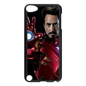 Ipod Touch 5 Phone Case Iron Man 3 F5T8069