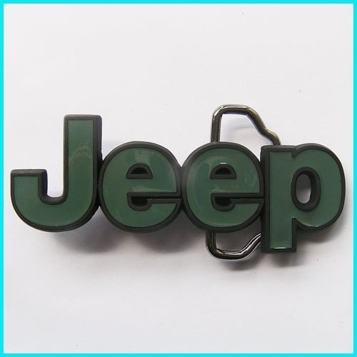 Jeep Belt Buckles - 7