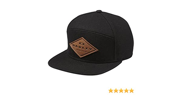 55f13cf6ecfb0 ... hat worn olive 81213 order oakley mens hatch cap black one size at  amazon mens clothing store 91e40 a4c19 ...