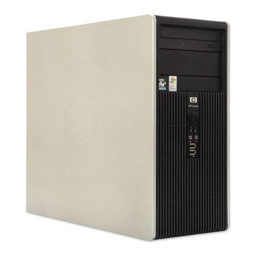 - HP Compaq dc5750 Athlon X2 80GB HDD Desktop PC
