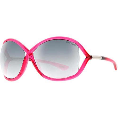 Tom Ford Sunglasses TF 9 PINK 72B - Tom Butterfly Eyeglasses Ford