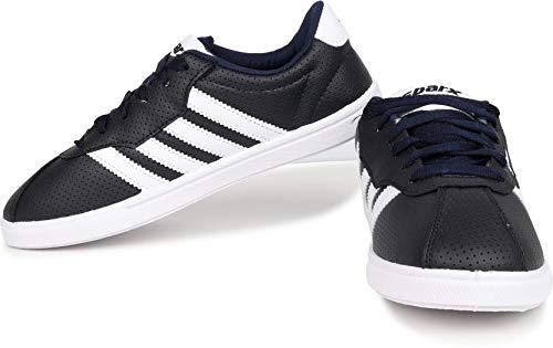Trending Shoes Navy Blue White SD0378